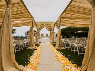 Kiran and Ajay's Wedding in Dana Point, California 8