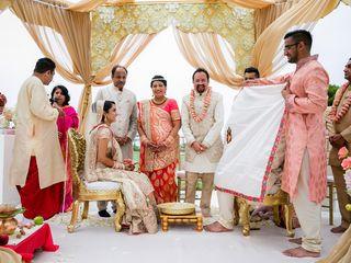 Kiran and Ajay's Wedding in Dana Point, California 10