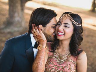 Kiran and Ajay's Wedding in Dana Point, California 12