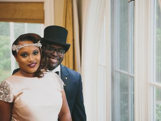 The wedding of Ritcher and Tamar