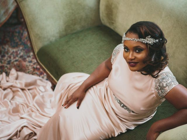 Tamar and Ritcher's Wedding in Athens, New York 3