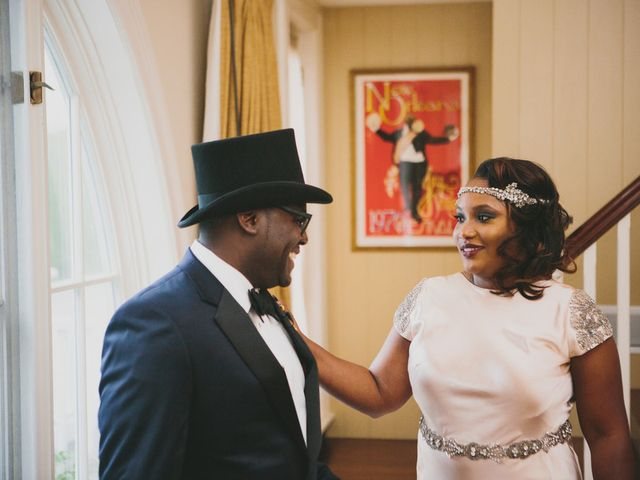 Tamar and Ritcher's Wedding in Athens, New York 6