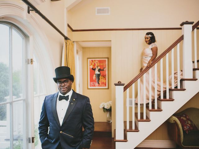 Tamar and Ritcher's Wedding in Athens, New York 5
