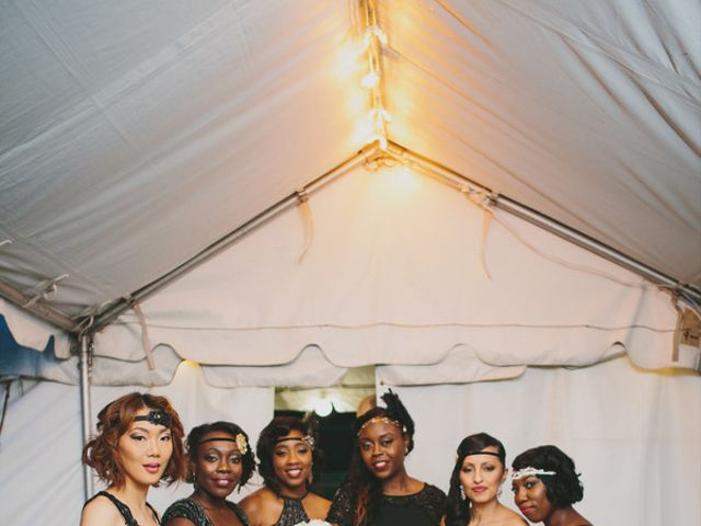 Tamar and Ritcher's Wedding in Athens, New York 7
