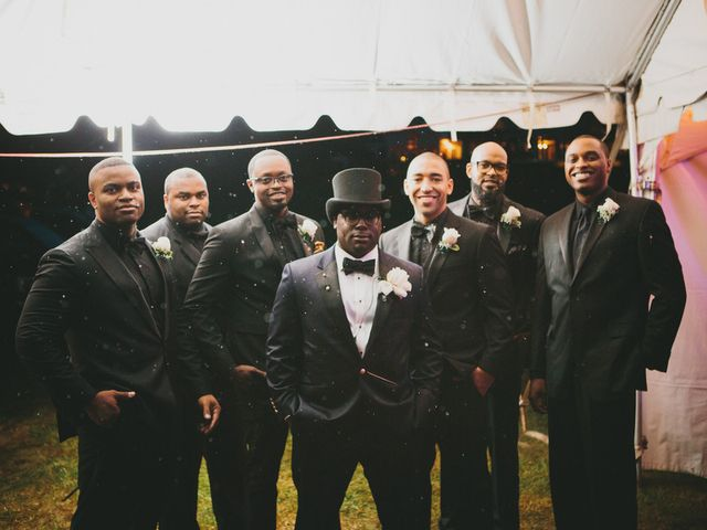 Tamar and Ritcher's Wedding in Athens, New York 8