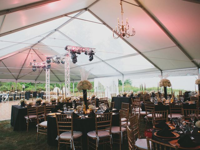 Tamar and Ritcher's Wedding in Athens, New York 10
