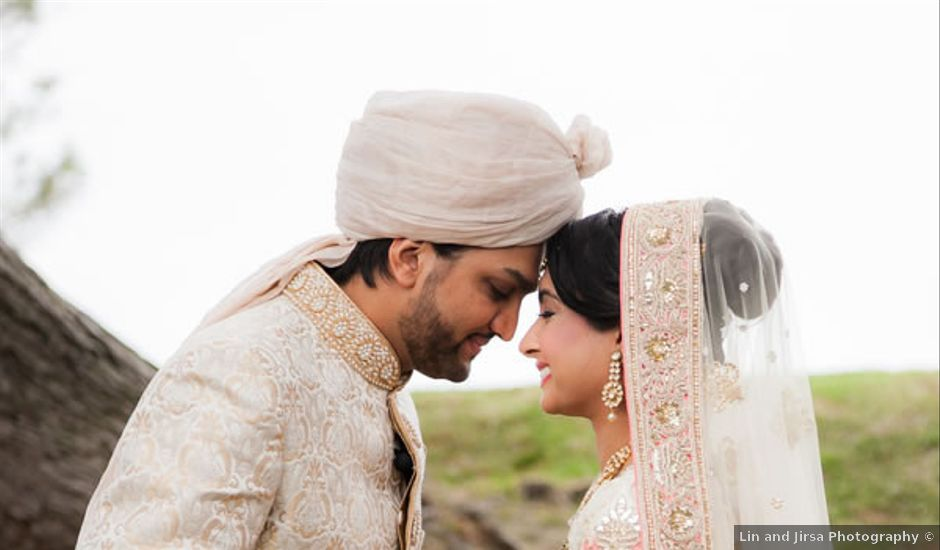 Kiran and Ajay's Wedding in Dana Point, California