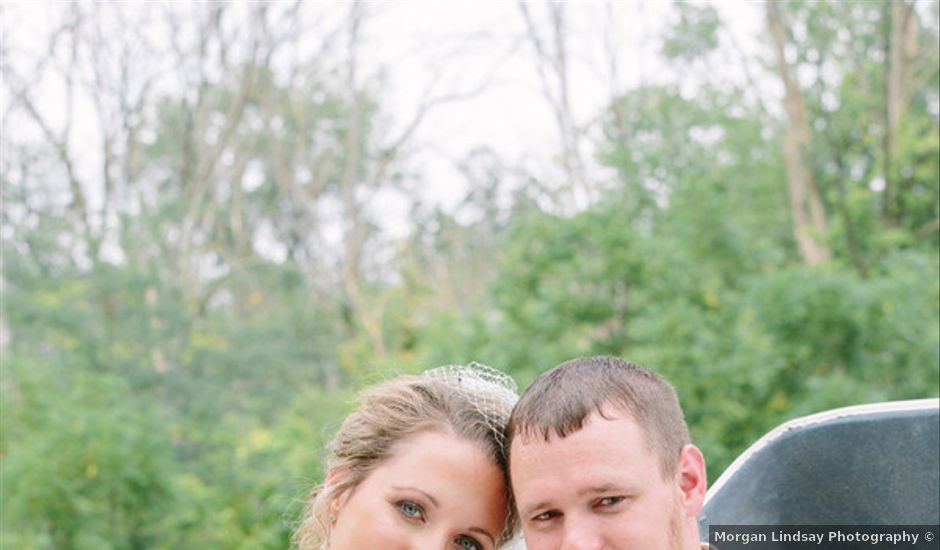 Hilary and Josh's Wedding in Nashville, Tennessee
