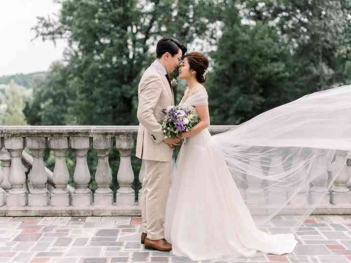 The wedding of JiEun and Jay