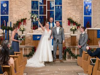 Jenna and Jason's Wedding in Round Rock, Texas 16