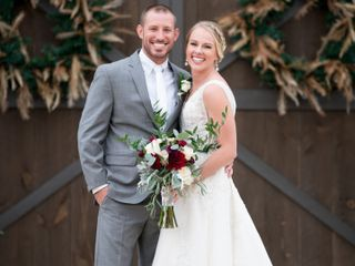 The wedding of Jason and Jenna