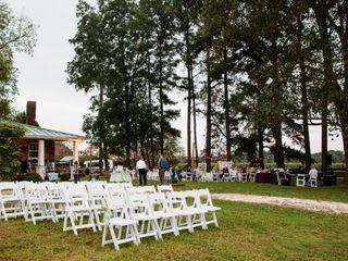 The wedding of Sara and Nick 1