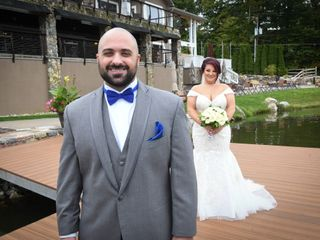 The wedding of Danielle and Tony 3