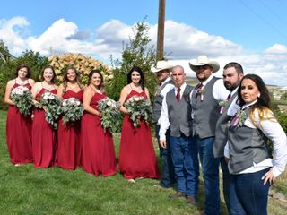 Chris and Chelsey's Wedding in Yakima, Washington 3