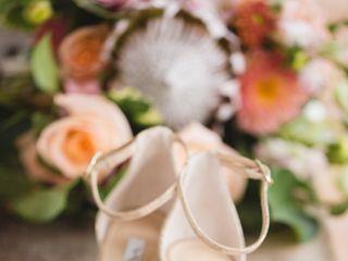 The wedding of Sarah and Phuc 1