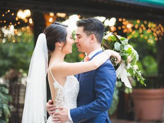 The wedding of Sarah and Phuc