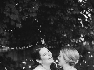 The wedding of Kate and Kelly 1