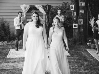 The wedding of Kate and Kelly 3