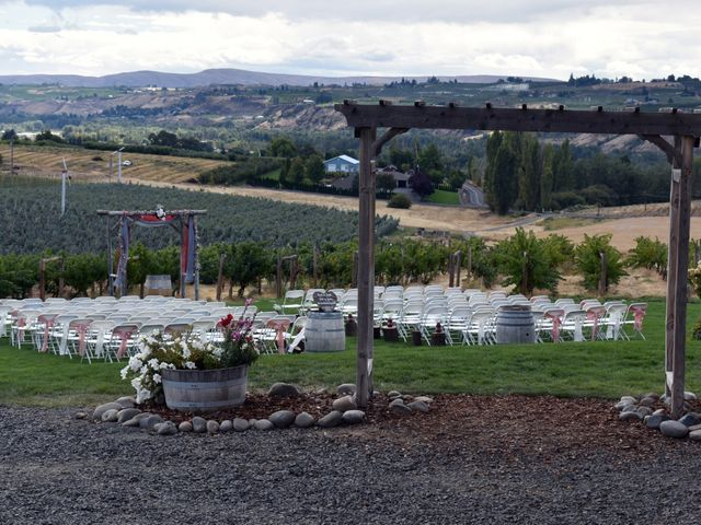 Chris and Chelsey's Wedding in Yakima, Washington 1