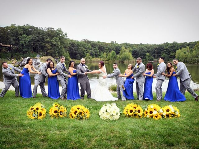 Tony and Danielle's Wedding in Sparta, New Jersey 12