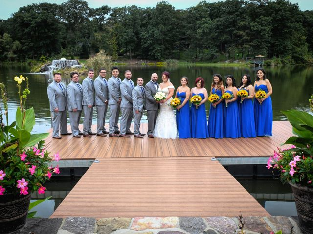 Tony and Danielle's Wedding in Sparta, New Jersey 13