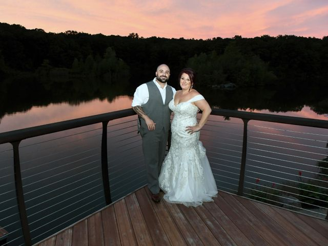 Tony and Danielle's Wedding in Sparta, New Jersey 17