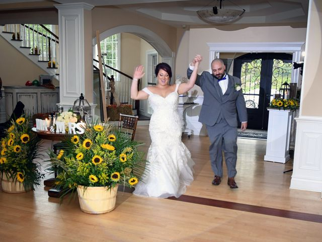 Tony and Danielle's Wedding in Sparta, New Jersey 18