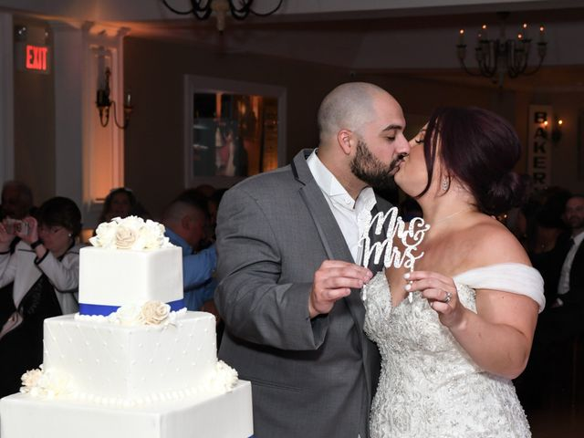 Tony and Danielle's Wedding in Sparta, New Jersey 22