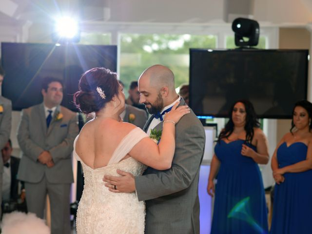 Tony and Danielle's Wedding in Sparta, New Jersey 32