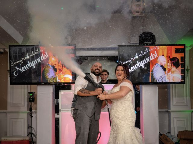 Tony and Danielle's Wedding in Sparta, New Jersey 36