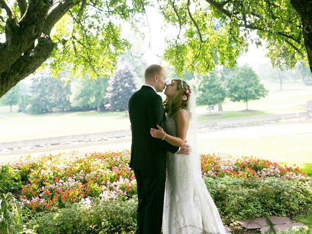 Robert and Jenny's Wedding in Buffalo, New York 18
