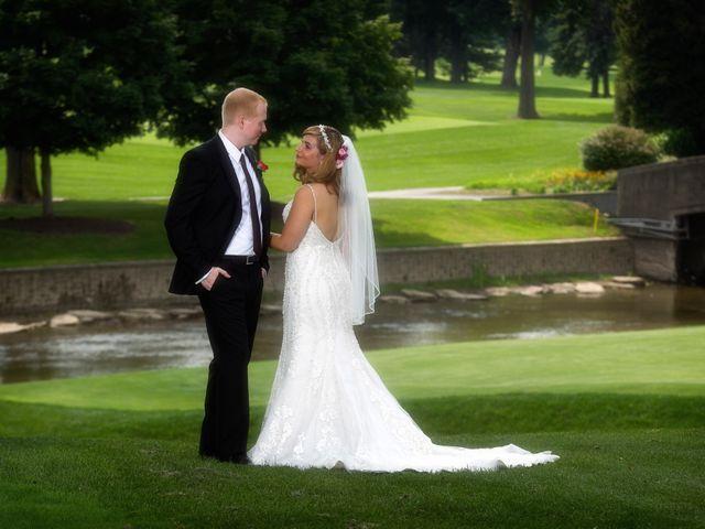 Robert and Jenny's Wedding in Buffalo, New York 21