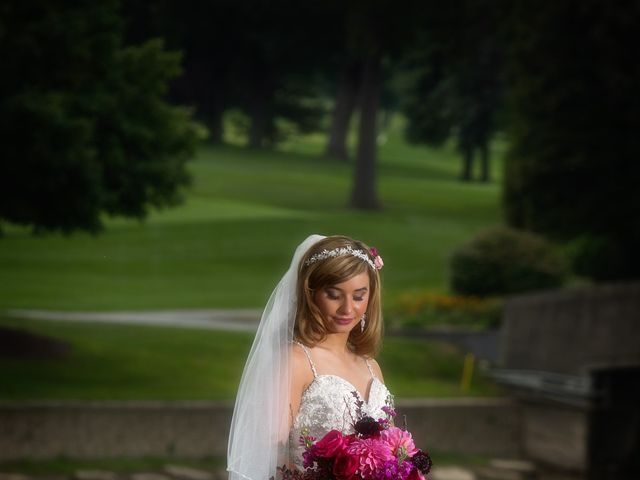 Robert and Jenny's Wedding in Buffalo, New York 23