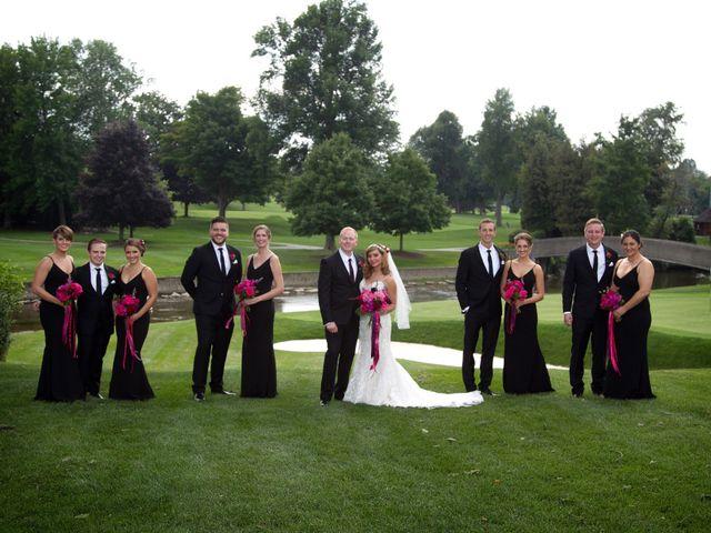 Robert and Jenny's Wedding in Buffalo, New York 25