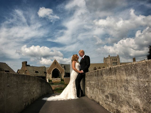 Robert and Jenny's Wedding in Buffalo, New York 28