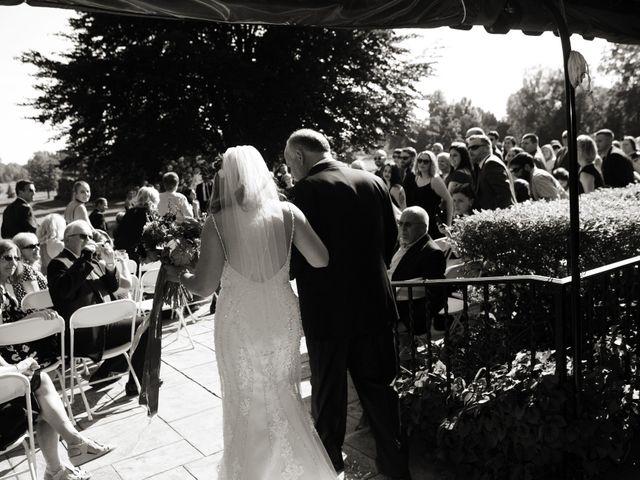 Robert and Jenny's Wedding in Buffalo, New York 32