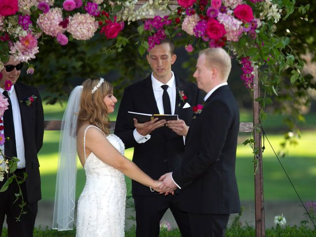 Robert and Jenny's Wedding in Buffalo, New York 34