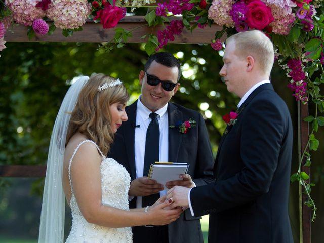 Robert and Jenny's Wedding in Buffalo, New York 36