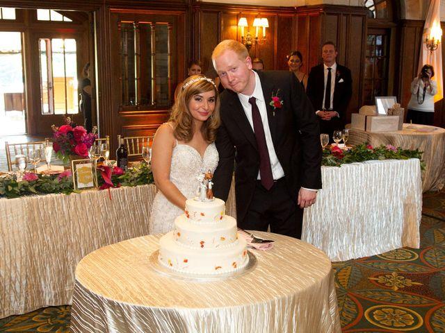 Robert and Jenny's Wedding in Buffalo, New York 40