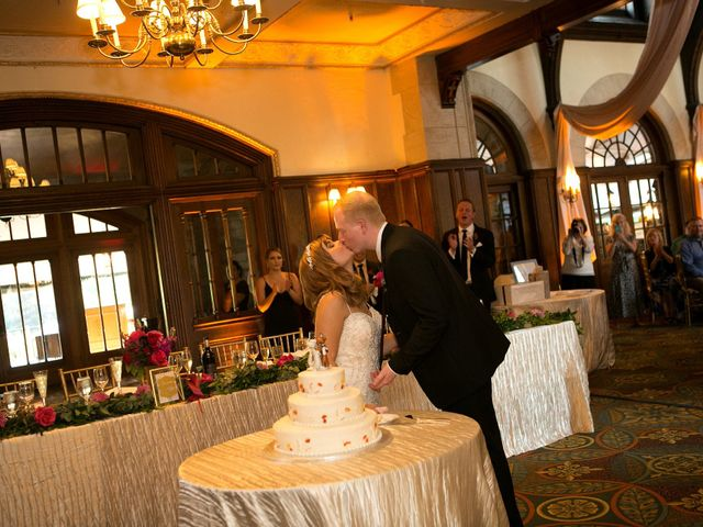 Robert and Jenny's Wedding in Buffalo, New York 41