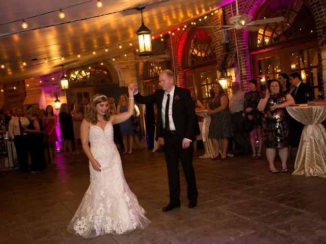 Robert and Jenny's Wedding in Buffalo, New York 42