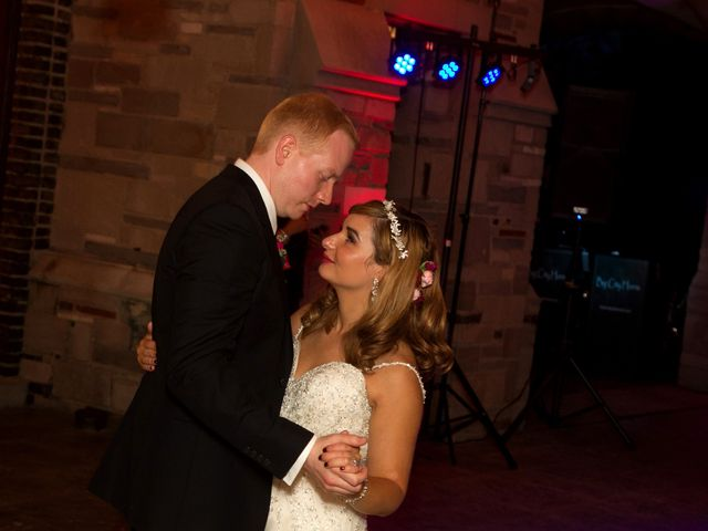 Robert and Jenny's Wedding in Buffalo, New York 43