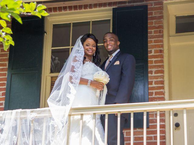 Nicole and Justin's Wedding in Saint Louis, Missouri 2