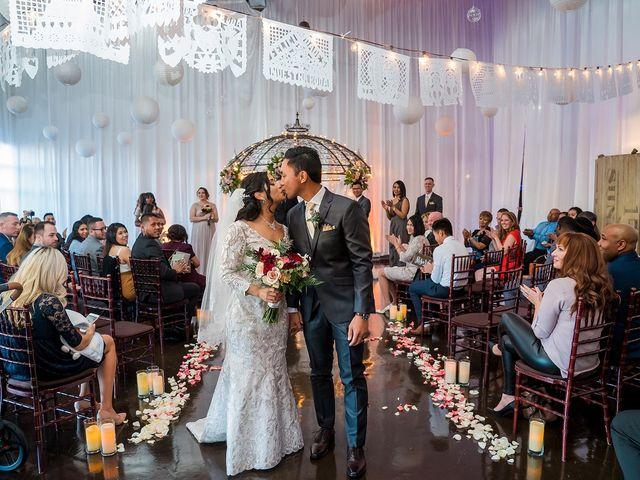 Raul and Julia's Wedding in El Paso, Texas 2