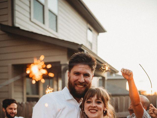 Taylor and Jennifer's Wedding in Austin, Texas 9