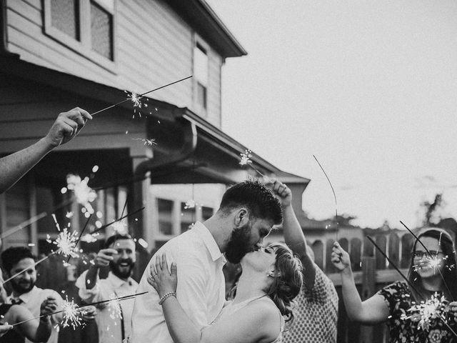 Taylor and Jennifer's Wedding in Austin, Texas 10