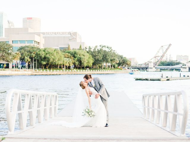The wedding of Kyle and Samantha