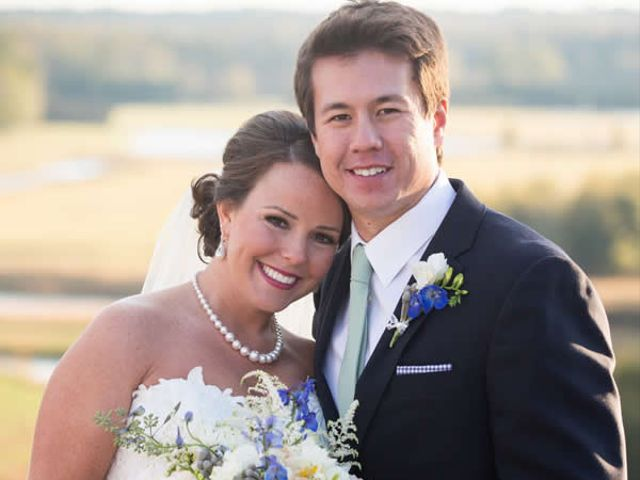 The wedding of Randy and Julie