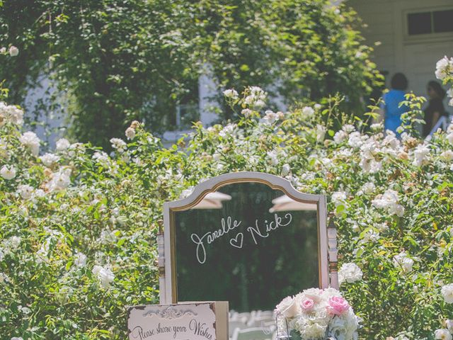 Janelle and Nick's Wedding in San Marcos, California 17