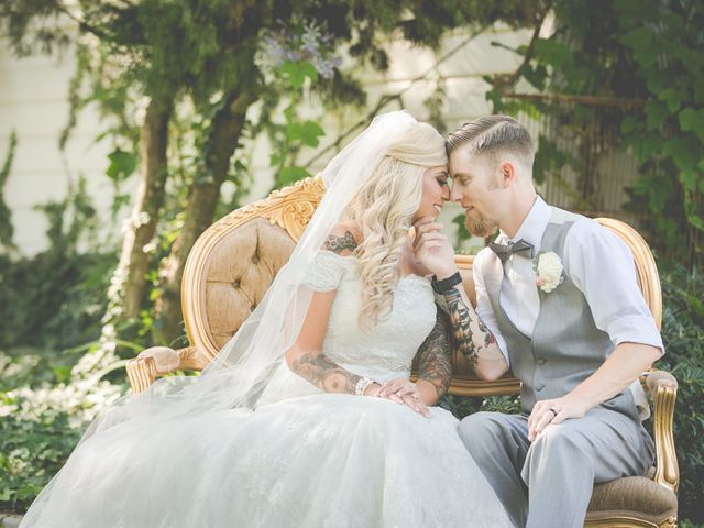 Janelle and Nick's Wedding in San Marcos, California 22